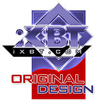 Original Design - iXBT.com Editors' Award