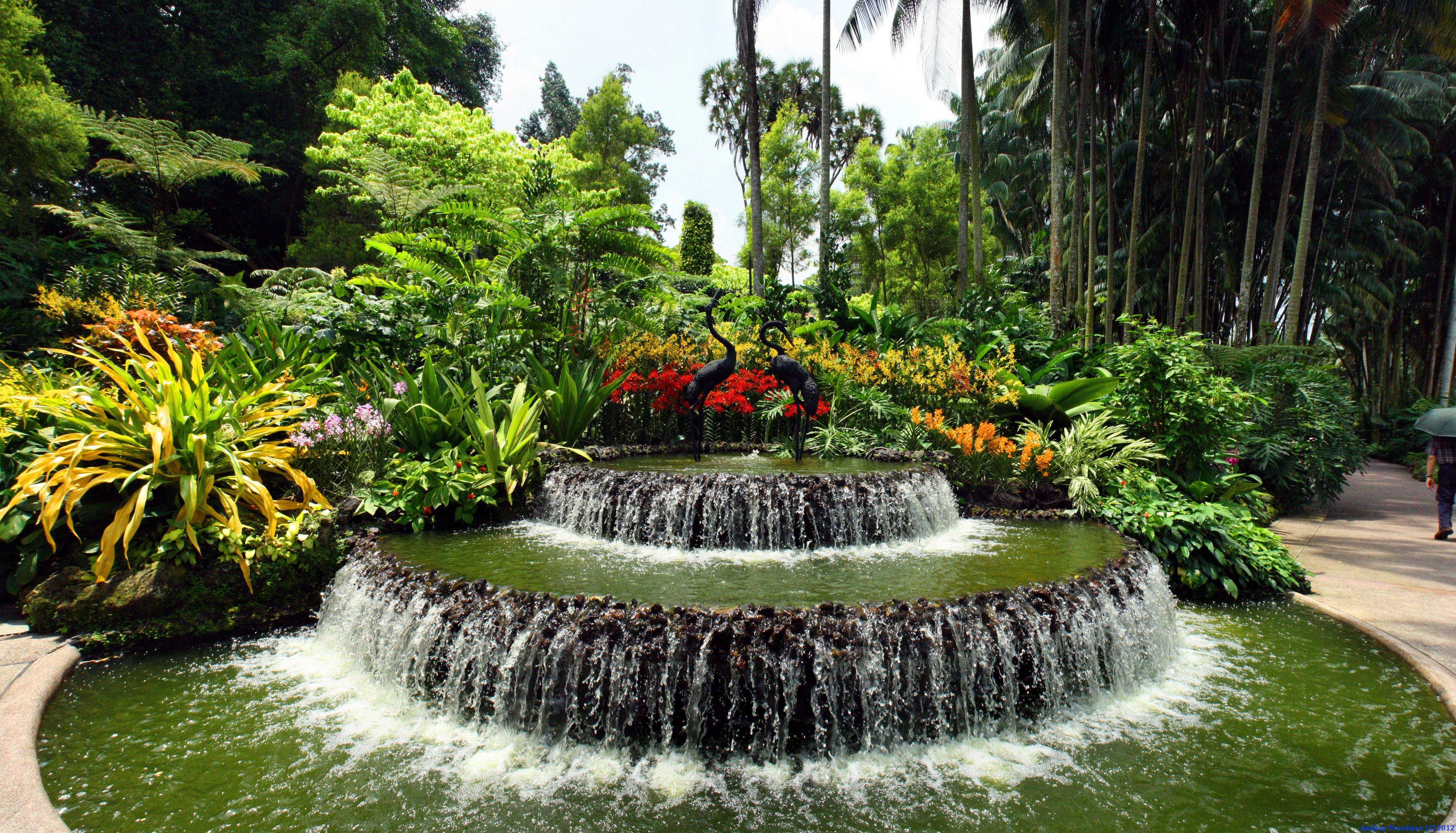 легким картинки фонтана природа предметы нужно склеить