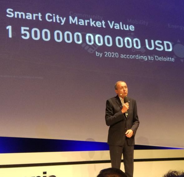 Panasonic - Smart City