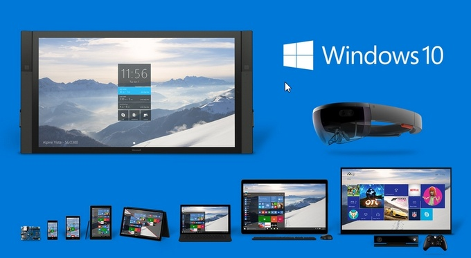 Январь для беты Windows 10: