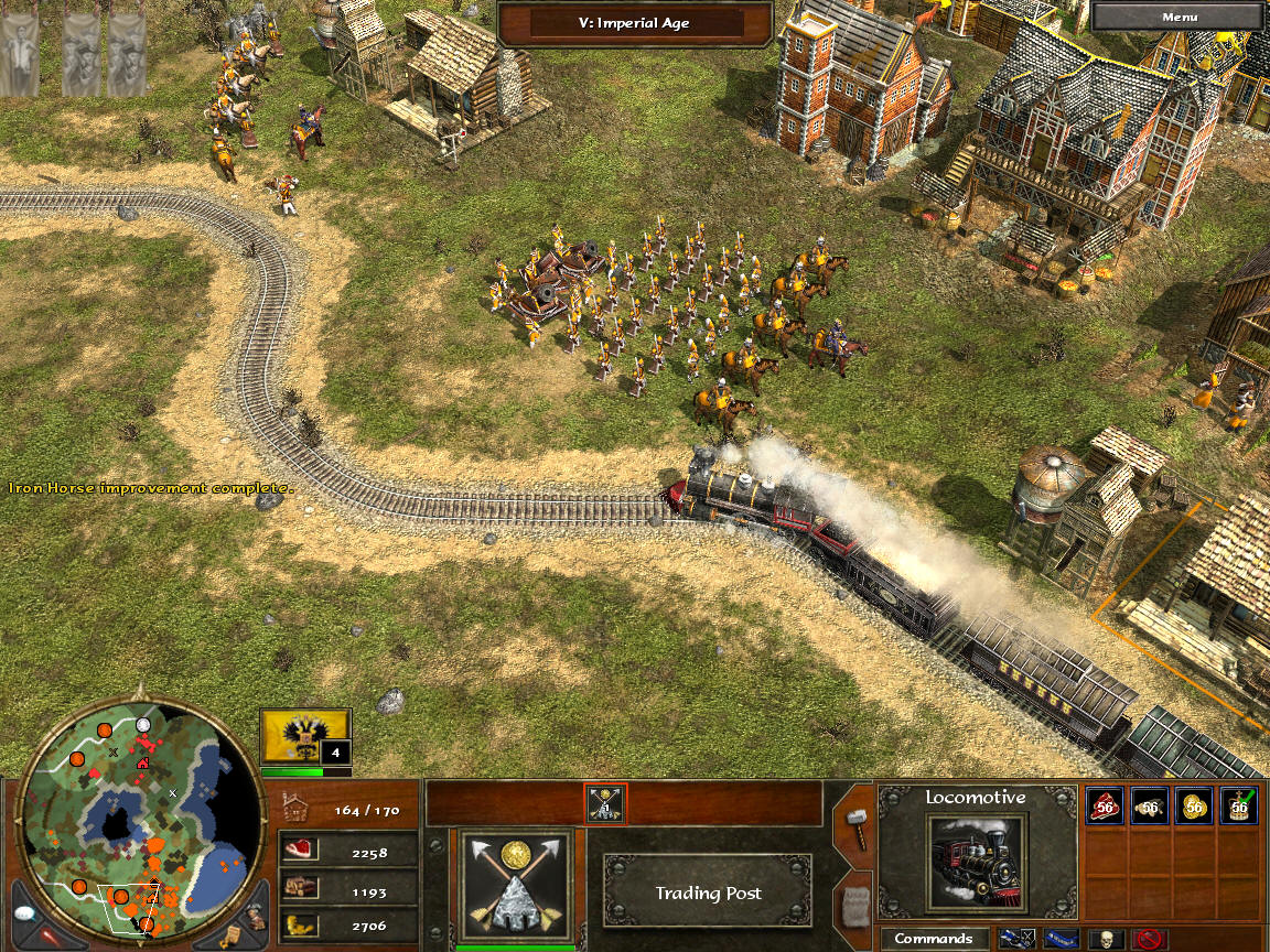 esocommunity age of empires iii tournaments replays - HD1152×864