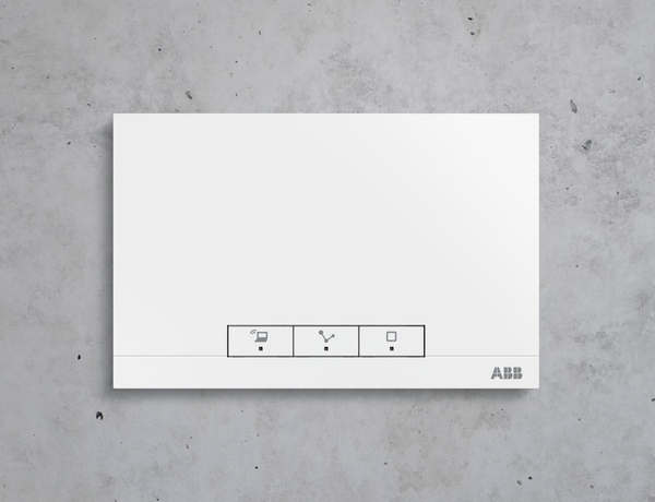 Контроллер ABB free@home