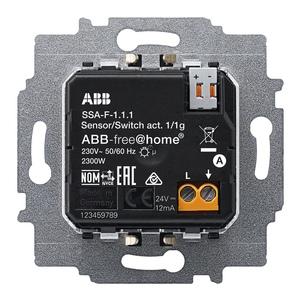 Сенсоры со встроенными активаторами ABB free@home