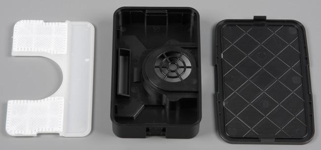 Clever&Clean Slim-series VRpro 01, пылесборник