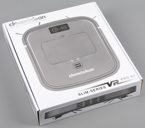 Clever&Clean Slim-series VRpro 01. Коробка
