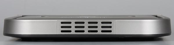 Clever&Clean Slim-series VRpro 01, вид сзади
