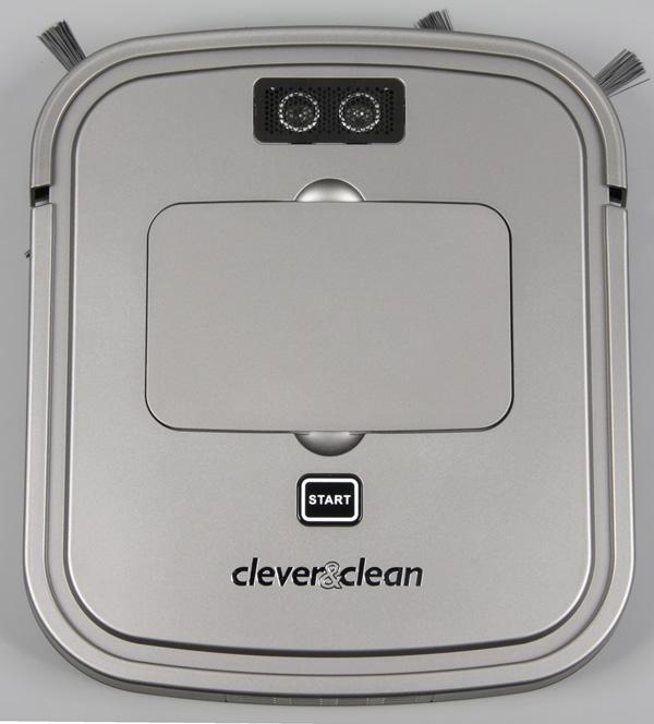 Clever&Clean Slim-series VRpro 01. Вид сверху