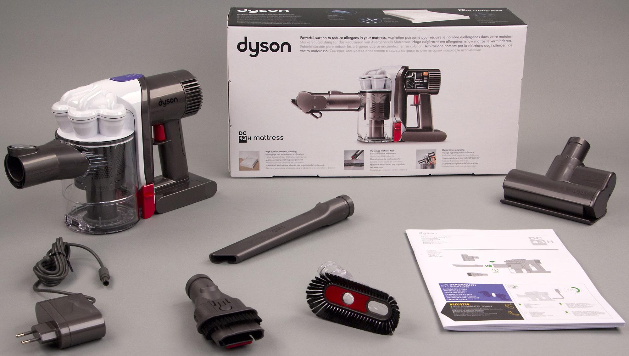 Пылесос автомобильный dyson dc43h dyson multiplier air fan