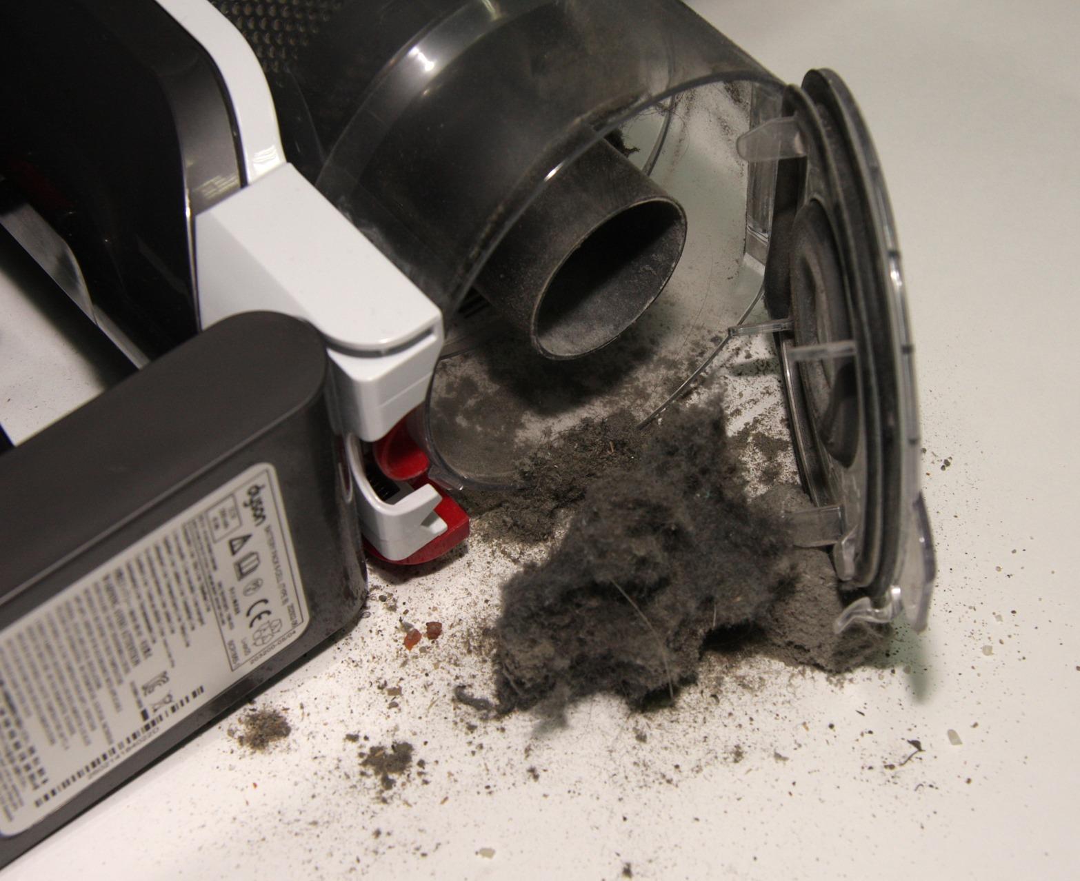 Пылесос дайсон плохо всасывает пыль фен dyson видео