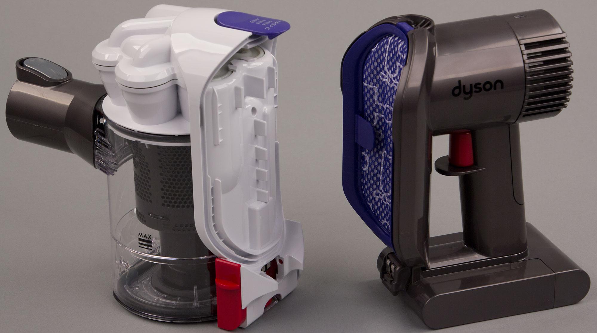 Как мыть фильтр от пылесоса дайсон швабра dyson