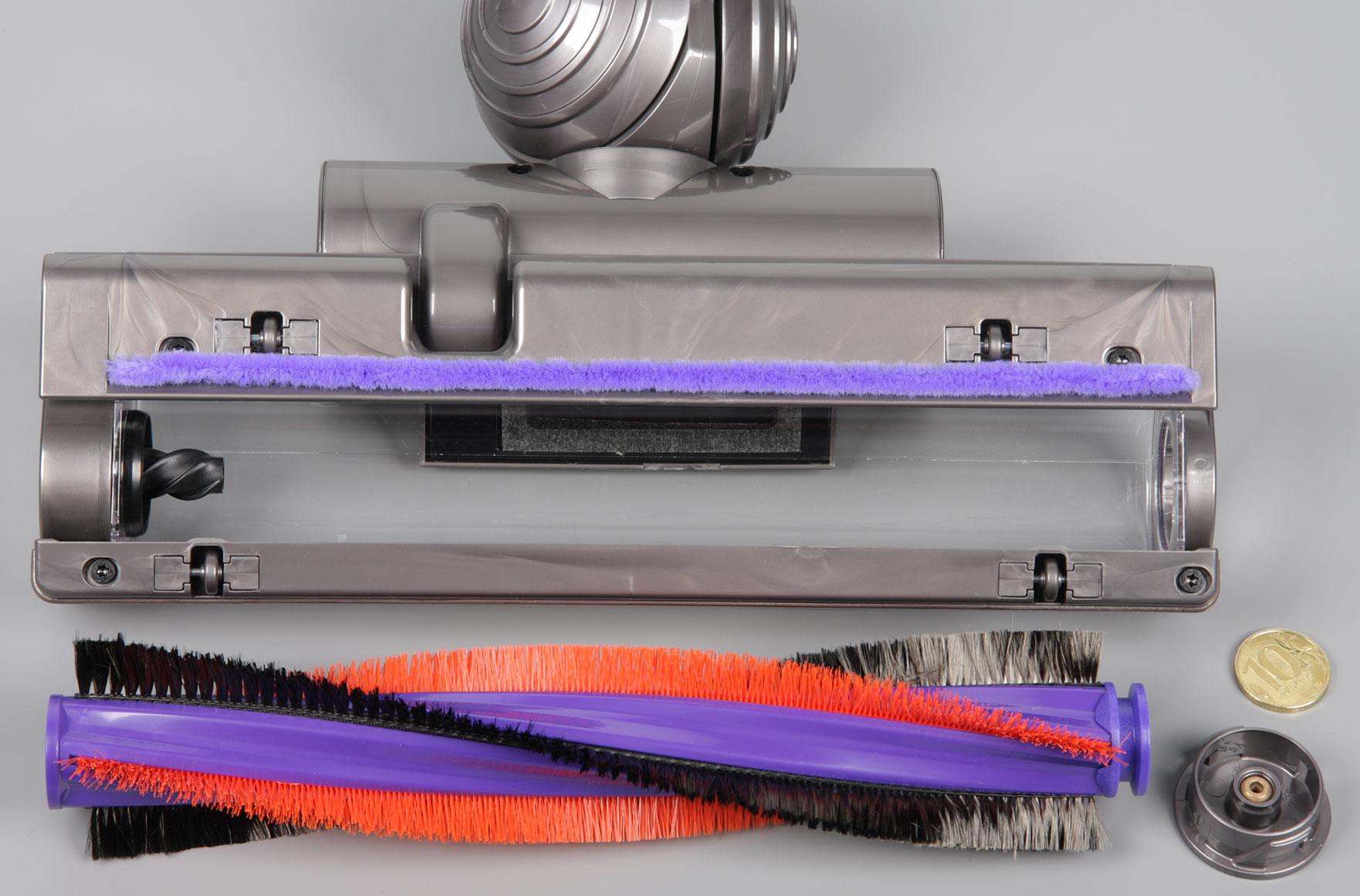 Как починить турбощетку dyson купить dyson airblade ab12