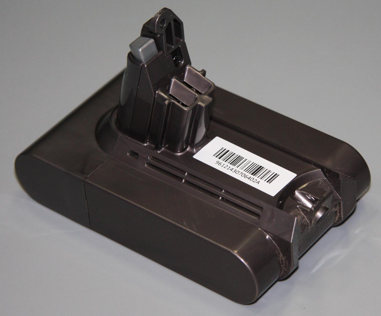 Аккумулятор для dyson dc62 animal pro купить интернет магазин пылесосы дайсон