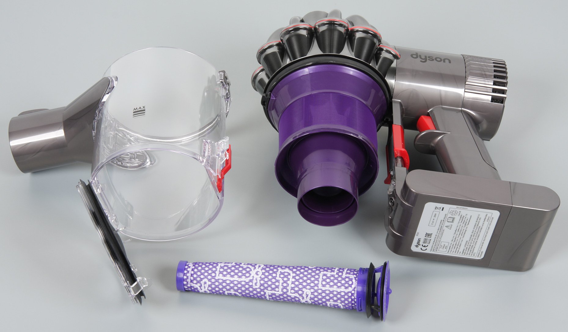 Dyson dc62 как почистить dyson tools how to use