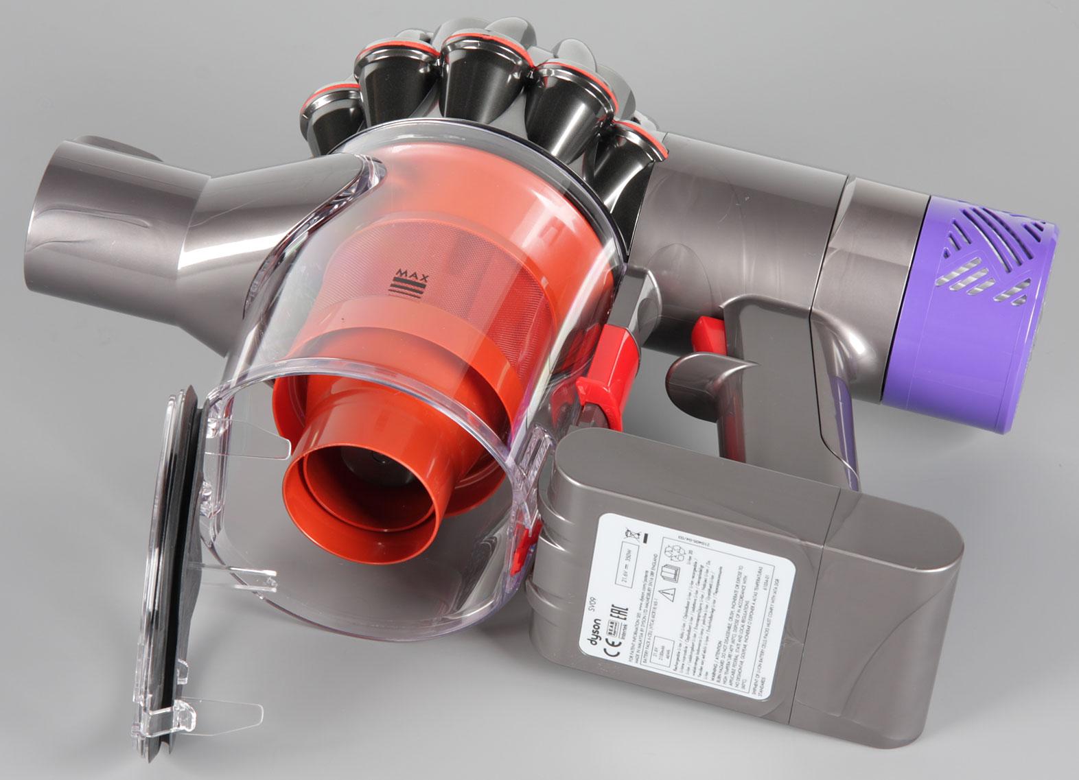 Пылесборник для пылесоса dyson dyson dc 05