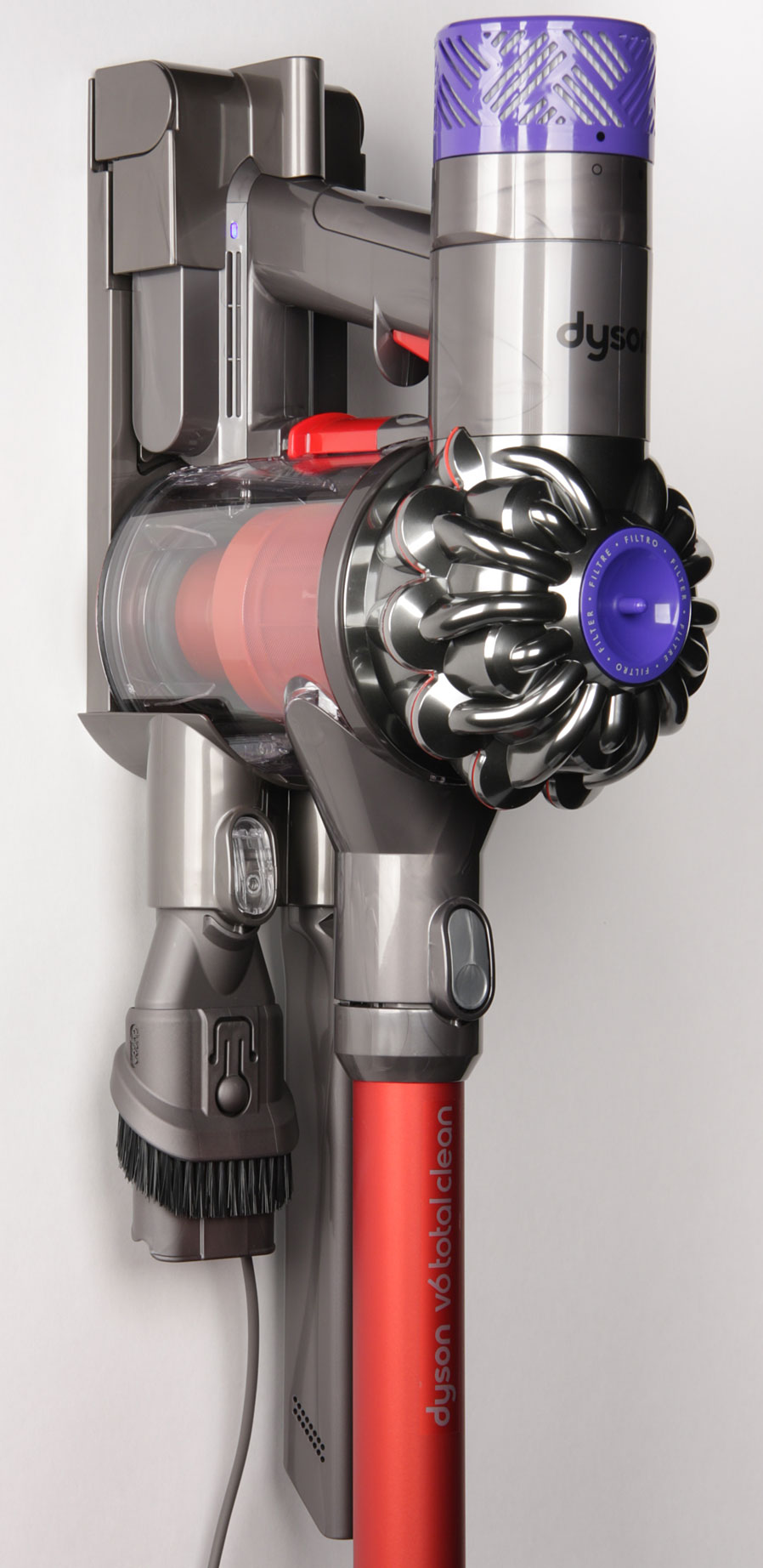 Аккумуляторный пылесос dyson v6 total clean пылесосы дайсон цены в м видео