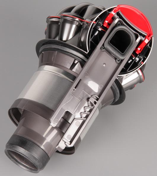 Пылесос Dyson V8 Absolute, пылесборник