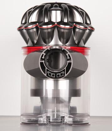 Пылесос Dyson V8 Absolute, вид спереди