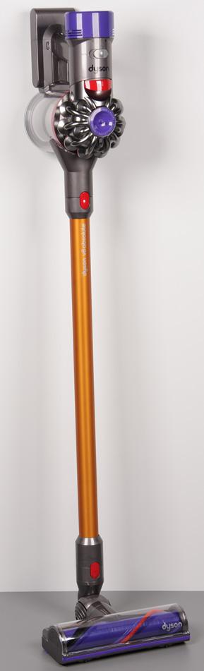 Пылесос Dyson V8 Absolute, общий вид