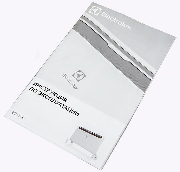 Электрический конвектор Electrolux ECH/R-2000 E