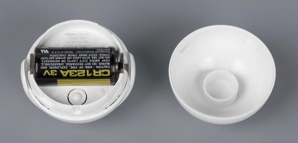 Конструкция Fibaro Motion Sensor