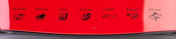 GFgril GF-220 Rosso