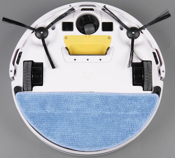 iBoto Aqua X310. Протирочная насадка
