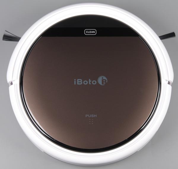 iBoto Aqua X310, вид сверху