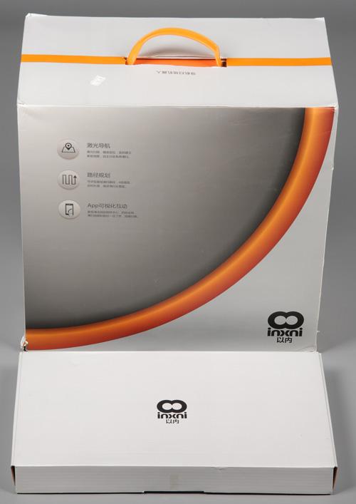 iBoto inxni X6S, коробка