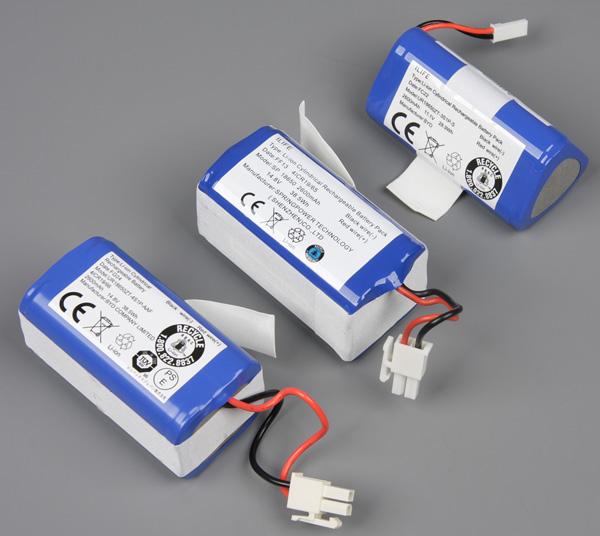 iLife A4, V7 и X5, аккумуляторная батарея