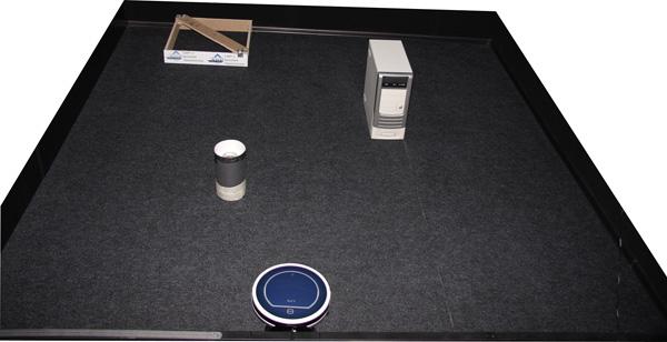 iLife A4, V7 и X5, тест уборки
