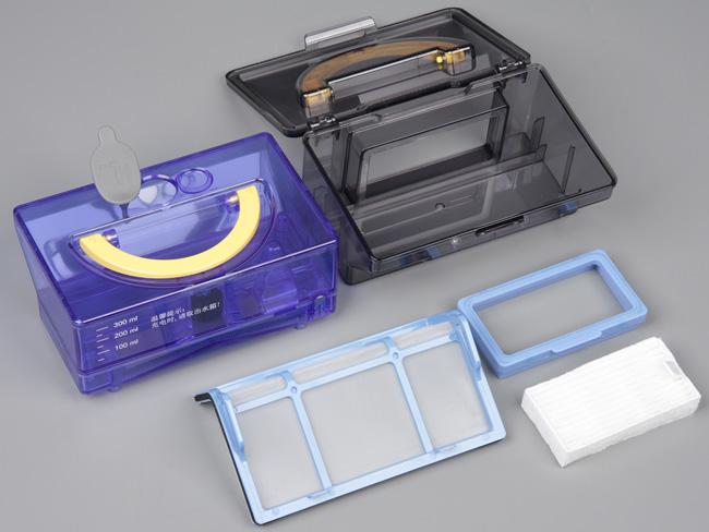 iLife A4, V7 и X5, пылесборник