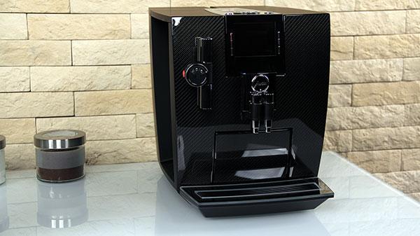 Кофемашина Jura J95 Carbon