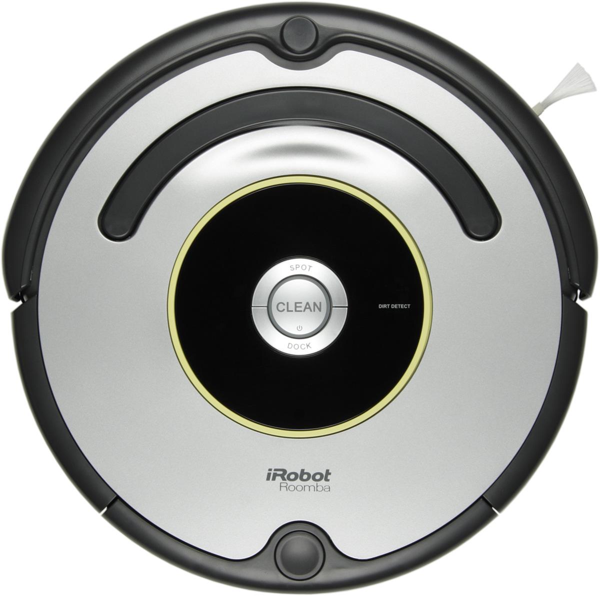 Обзор и тестирование робота-пылесоса iRobot Roomba 630 ...