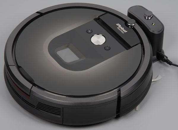 робот-пылесос iRobot Roomba 980, на базе