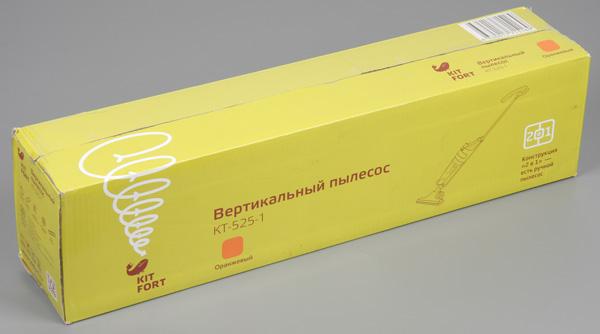Пылесос Kitfort КТ-525-1, коробка