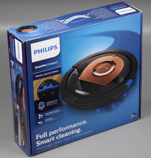 Philips SmartPro Compact, коробка