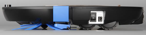 Philips SmartPro Compact, вид слева