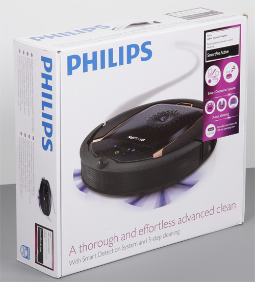 Philips SmartPro Active, коробка