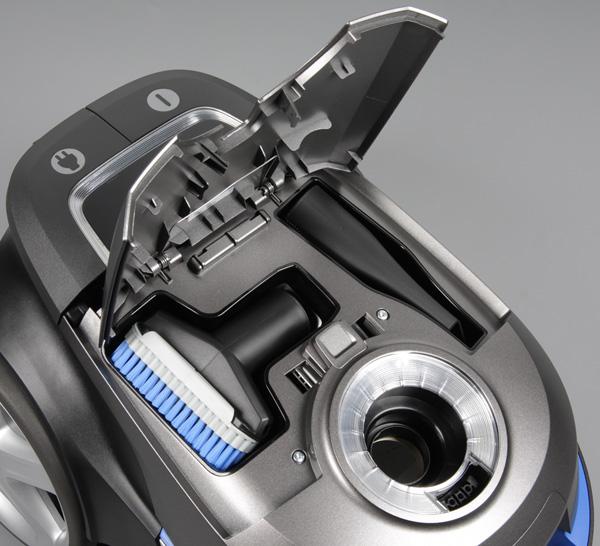Пылесос Philips Performer Ultimate (FC8924/01). Насадки