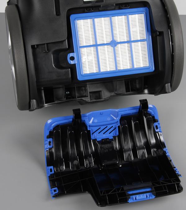 Пылесос Philips Performer Ultimate (FC8924/01), выходной фильтр