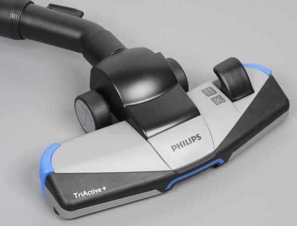 Пылесос Philips PowerPro Ultimate (FC9912), насадки