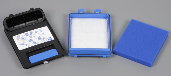 Пылесос Philips PowerPro Ultimate (FC9912). Предмоторный фильтр