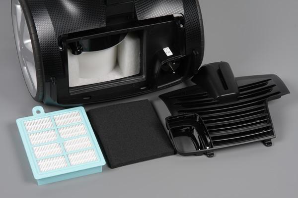 Пылесос Philips PowerPro Ultimate (FC9912), выходной фильтр