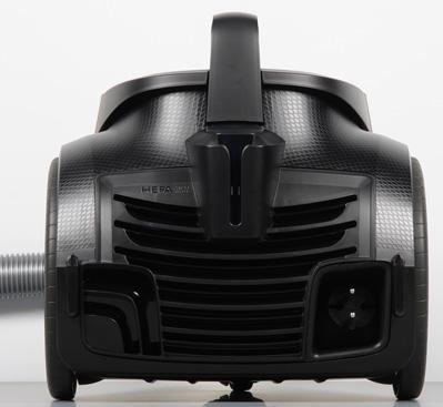 Пылесос Philips PowerPro Ultimate (FC9912), вид сзади