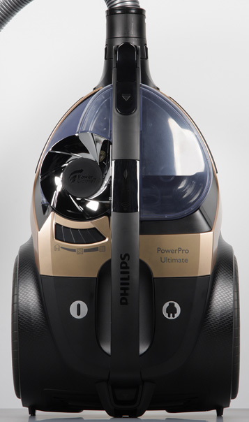 Пылесос Philips PowerPro Ultimate (FC9912), вид сверху