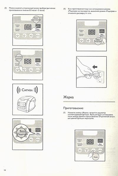 мультиварка Philips HD3033