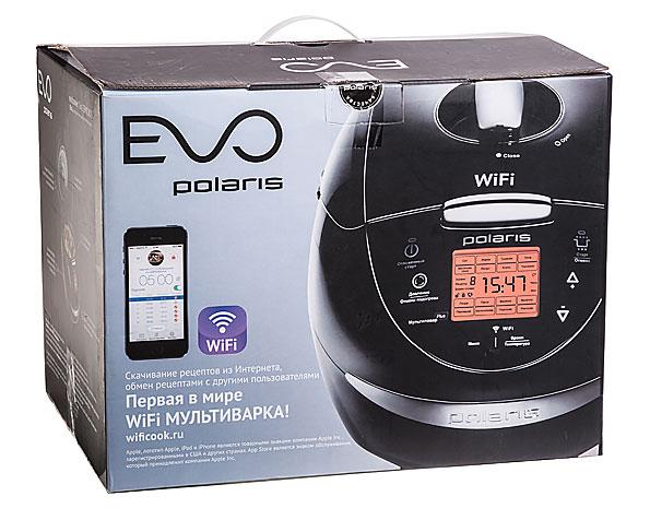 мультиварка Polaris EVO EPMC 0125
