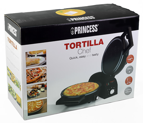 тортильница Princess Tortilla Chef 118000