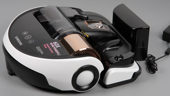 Samsung Powerbot SR20H9050U, на базе