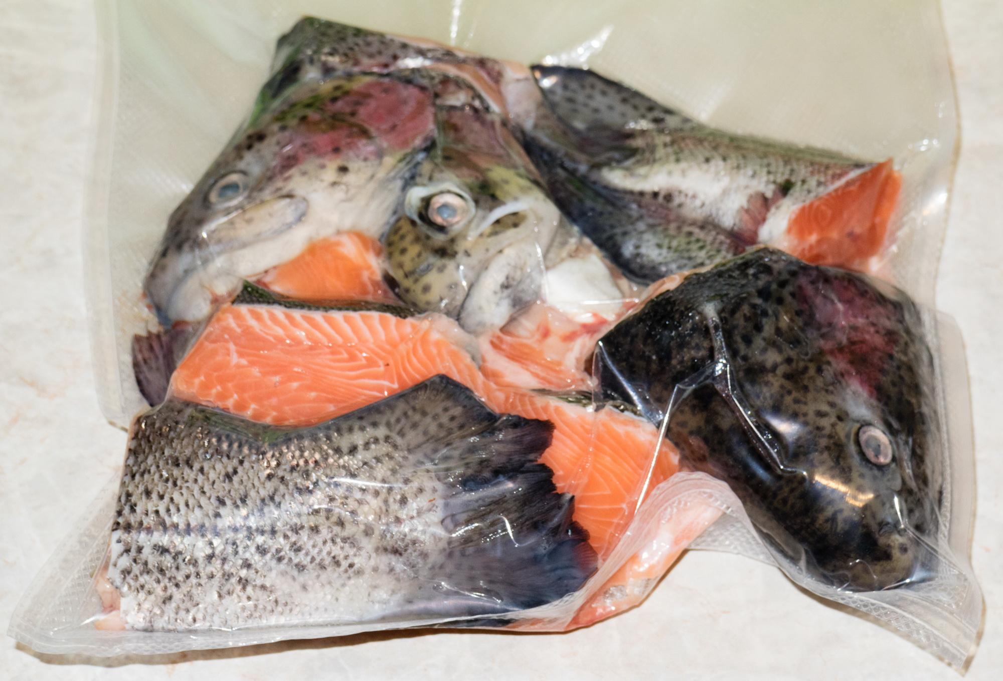 Вакуумный упаковщик рыба секс рассказы переодели в женское белье